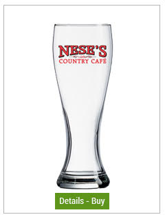 16 oz pub pilsner ARC Glass - Free Shipping Beer Glass16 oz pub pilsner ARC Glass - Free Shipping Beer Glass