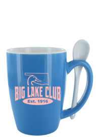 16 oz. Celestial Blue Ursa Endeavour Spoon Mug16 oz. Celestial Blue Ursa Endeavour Spoon Mug