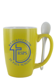 16 oz. Yellow Ursa Endeavour Spoon Mug16 oz. Yellow Ursa Endeavour Spoon Mug