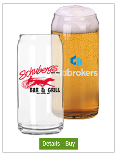 20 oz Glass Can beer Glassware - Can Drinking Glasses20 oz Glass Can beer Glassware - Can Drinking Glasses