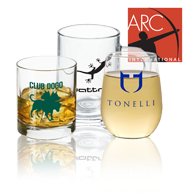 Personalize ARC - Luminarc Glassware