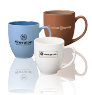 Best Selling Bistro Style Custom Mugs