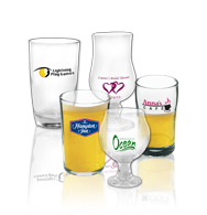 Customized Beer Samplers Glasses
