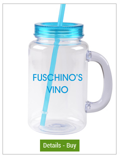 Custom Mason Jar 20oz aqua with lid and straw FREE SHIPCustom Mason Jar 20oz aqua with lid and straw FREE SHIP