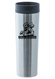 16 oz stainless steel black monterey travel tumbler16 oz stainless steel black monterey travel tumbler