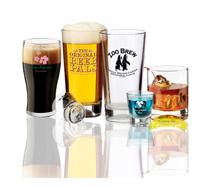Personalized Bar and Pub Glasses
