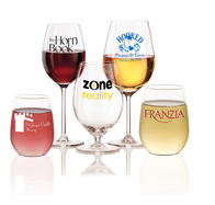 Personalized Wine Glasses - Custom Flutes