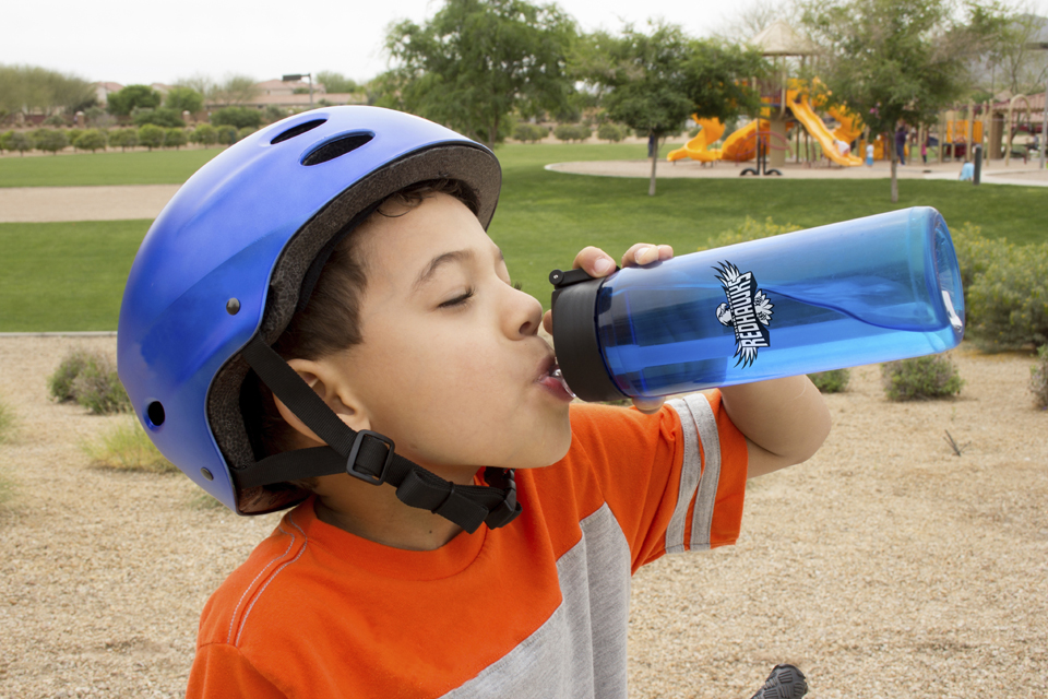 Custom Sport and Water Bottles for School Events