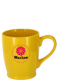 16 oz glossy kinzua tailor made coffee mugs - yellow16 oz glossy kinzua tailor made coffee mugs - yellow
