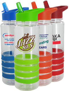 25 oz Expedition Tritan Sports Bottle w/Flip up Spout - BPA Free