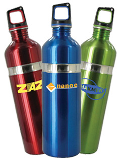 26 oz Kodiak Stainless Steel Sports Bottle - BPA Free