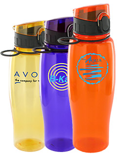 24 oz Quenchers Polycarbonate Bottles - BPA Free