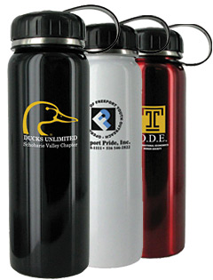 26 oz Quest Stainless Steel Sports Water Bottle - BPA Free