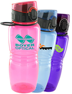 17 oz Splash Sports Bottles - BPA Free