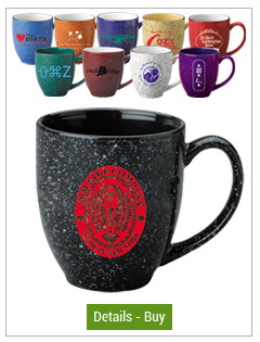 15 oz Speckled New Mexico Bistro Mugs