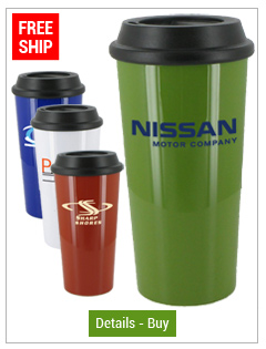 "16 oz ""On The Go"" double wall acrylic tumbler"