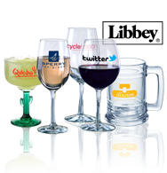 personalized libbey glasses