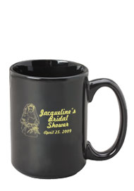 15 oz el grande ceramic mug - black15 oz el grande ceramic mug - black