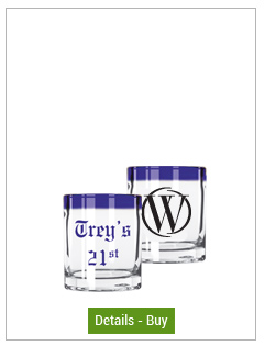 Aruba Cobalt Blue Accent Shot Glass-Libbey 2.5ozAruba Cobalt Blue Accent Shot Glass-Libbey 2.5oz