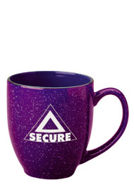 15 oz speckled new mexico bistro mug - plum15 oz speckled new mexico bistro mug - plum