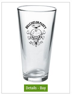 Custom Beer Glasses - 20 oz Pint StyleCustom Beer Glasses - 20 oz Pint Style