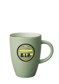 13 oz endeavor mug - sea foam green
