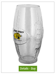 Football Tumbler. 22 oz Custom PrintedFootball Tumbler. 22 oz Custom Printed