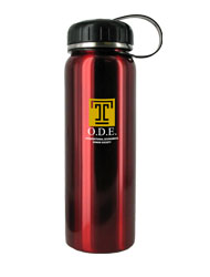 26 oz red quest stainless steel sports bottle26 oz red quest stainless steel sports bottle