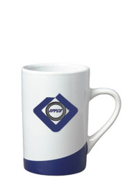 12 oz beaverton color curve mug - cobalt blue12 oz beaverton color curve mug - cobalt blue