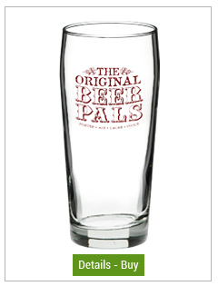 20 oz willi becher pub glass