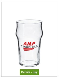 Business Glasses - 10 oz nonic lager beer glassBusiness Glasses - 10 oz nonic lager beer glass