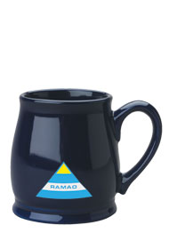 15 oz cobalt spokane mug coffee cup
