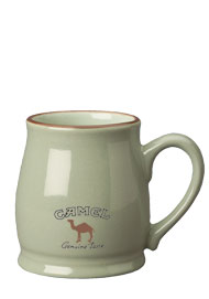 15 oz newport spokane mug - sea foam green