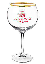 19.25 connoisseur wedding red wine glass19.25 connoisseur wedding red wine glass