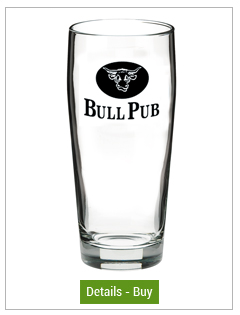 Custom Beer Glasses -16 oz willi becherCustom Beer Glasses -16 oz willi becher