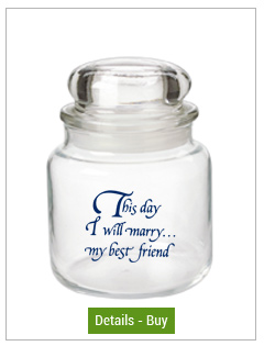 16 oz country kitchen jar wedding favor16 oz country kitchen jar wedding favor