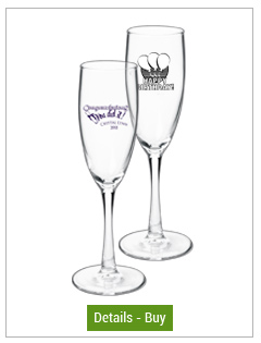5.75 oz montego champagne toasting glass