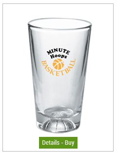 Basketball Pint Glasses - 16 oz Sport Mixing GlassBasketball Pint Glasses - 16 oz Sport Mixing Glass