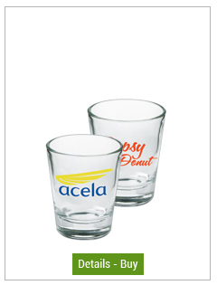 1.5 oz rastal superior shot glass - clear