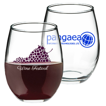 9 oz perfection custom stemless wine glass