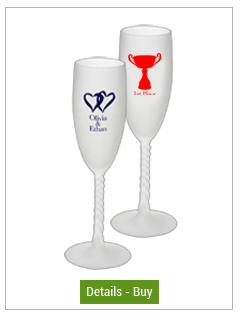 5.75 oz angelique frosted champagne glass5.75 oz angelique frosted champagne glass