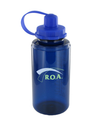 34 oz mckinley sports water bottle - blue34 oz mckinley sports water bottle - blue