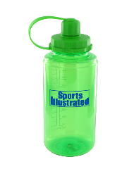 34 oz mckinley sports bottle - green