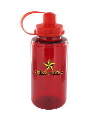 34 oz mckinley sports bottle - red