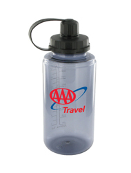 34 oz mckinley sports bottle - smoke