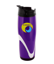 14 oz tango travel mug - purple