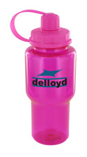 22 oz yukon sports bottle - pink