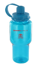 22 oz yukon sports bottle - teal