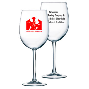 16 oz. Cachet Promotional White Wine Glass