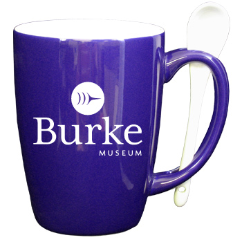 16 oz. Celestial Purple Ursa Endeavour Spoon Mug